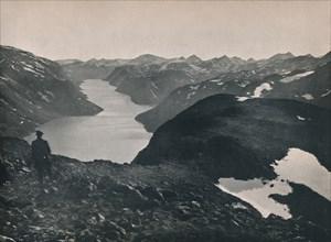 Gjende, Jotunheimen', 1914.