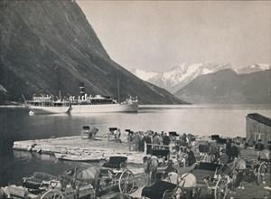 Oie, Hjorundfjord', 1914.