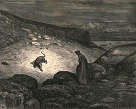 Scarce the ascent began', c1890.