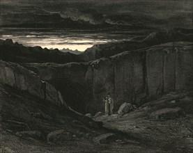 All hope abandon, ye who enter here', c1890.