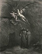 Mark thou each dire Erynnis', c1890.