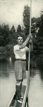 Mr. C. R. Mullings, Amateur Champion', 1902.