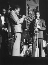 Miles Davis Quintent, Hammersmith Odeon, London, 1967.