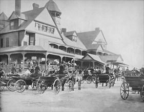 Washington Park Club. Chicago, Ill.', c1897.
