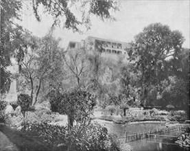 Chapultepec, Mexico', c1897.