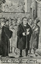 The Reformers', 16th century, (1947).