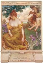 Sadness in Spring', c1878-1906, (1906).