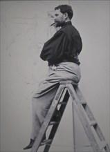 Alphonse Mucha , 1896.