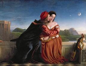 Francesca da Rimini, 1837.