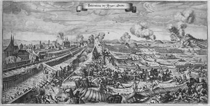 The Battle of Prague on October 1648, 1648.