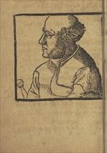 Philippus Theophrastus Aureolus Bombastus von Hohenheim (Paracelsus), 1599.