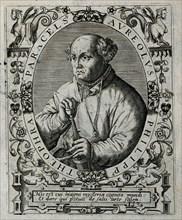 Philippus Theophrastus Aureolus Bombastus von Hohenheim (Paracelsus), 1645.