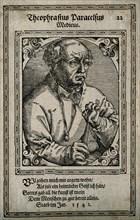 Philippus Theophrastus Aureolus Bombastus von Hohenheim (Paracelsus), 1587.