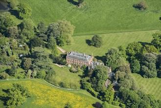 Croxton Manor, Cambridgeshire, 2018
