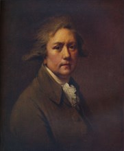 Self Portrait at the Age of about Fifty', c1782-1785, (1930).
