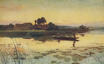 The Close of a Midsummer's Day', 1879.