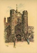 St. James' Palace', 1924.