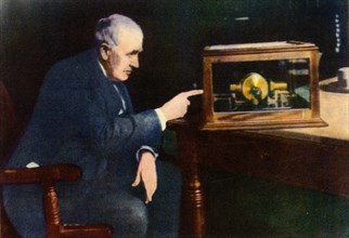 Thomas Alva Edison', c1910s.