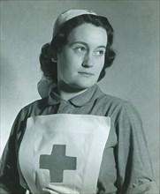 Nurse', c1940s.