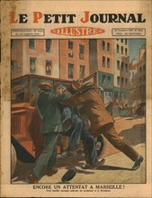 Another attack in Marseille!,1929