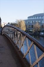 Regent's Canal near Regent's Park, London