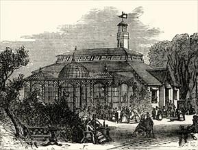 'The Monkey-House', c1876