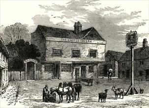 "'The ""Castle"" Tavern, Kentish Town Road"