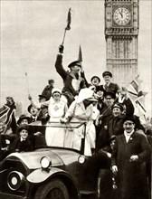Armistice Day, London