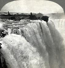 "'""Niagara! Wonder of this western world,"
