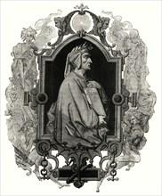 'Dante Alighieri', ( c1265 -1321)