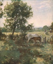 'Summertime', late 19th-early 20th century, (c1930). Creator: James Lawton Wingate.