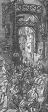 'The Tide of Business in the City', 1872.  Creator: Gustave Doré.
