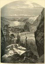 'Donner Lake, Nevada', 1874.  Creator: A. Measom.