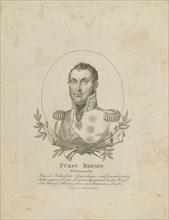 Prince Nikolai Grigoryevich Repnin-Volkonsky (1778-1845), ca 1820. Creator: Anonymous.
