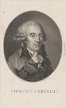 Pierre Victurnien Vergniaud (1753-1793), c. 1800. Creator: Bonneville, François (active 1787-1802).