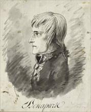 Napoléon Bonaparte, Général en chef der Armée d'Italie, ca 1797. Creator: Gros, Antoine Jean, Baron (1771-1835).