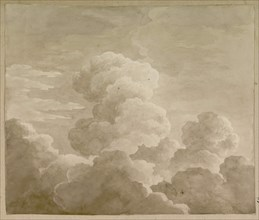Study of Clouds , 1815. Creator: Castellan, Antoine-Laurent (1772-1838).