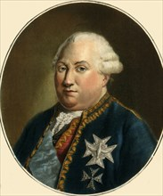 'Pierre-André De Suffren de Saint-Tropez', c1770s, (1789). Creator: Marie Jeanne Louise Francoise Suzanne Champion de Cernel.