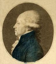 'Jean Rewbel', c1789. Creator: Franz Gabriel Fiessinger.