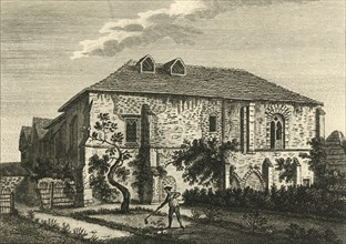 'Pythagora's School', 1783.  Creator: Sparrow.