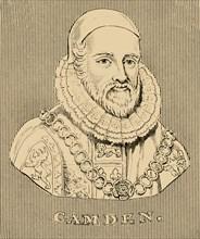 'Camden', (1551-1623), 1830. Creator: Unknown.