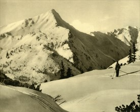 The Schoberspitze, Styria, Austria, c1935. Creator: Unknown.