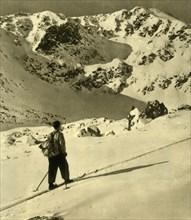 The Rottenmann and Wölz Tauern, Styria, Austria, c1935.  Creator: Unknown.