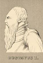 'Gustavus I', (1496-1560), 1830. Creator: Unknown.
