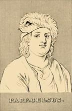 'Paracelsus', (1493-1541), 1830. Creator: Unknown.