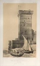 ...Pl. 34, Tour Du Port De Marseille (Bouches Du Rhône), 1860. Creator: Victor Petit (French, 1817-1874).
