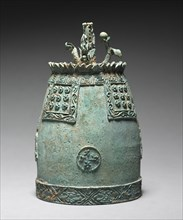 Bronze Ritual Bell, 1200s. Creator: Unknown.