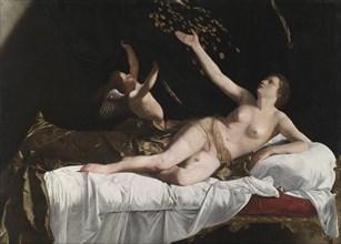 Danaë, c. 1623. Creator: Orazio Gentileschi (Italian, 1563-1639).