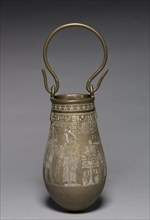 Decorated Situla, 305-30 BC. Creator: Unknown.