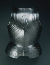 Gothic Breastplate, c. 1485. Creator: Unknown.